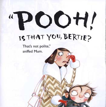 Pooh! Is That You, Bertie? - Dirty Bertie 2 (Paperback)