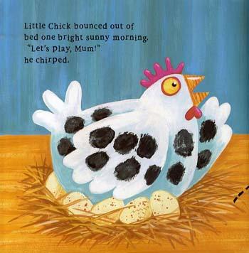 Hoppity Skip Little Chick (Paperback)