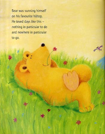 What Bear Likes Best! (Paperback)