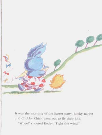 The Easter Party (Paperback)