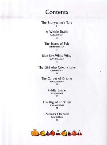 Tales Told in Tents: Stories from Central Asia (Paperback)