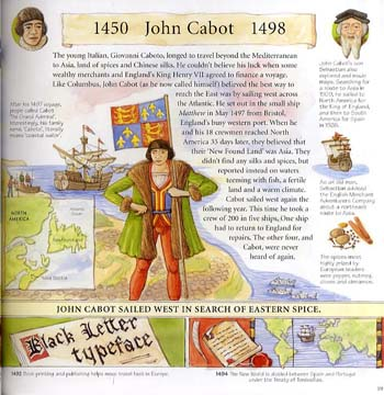 The Picture History of Great Explorers (Paperback)