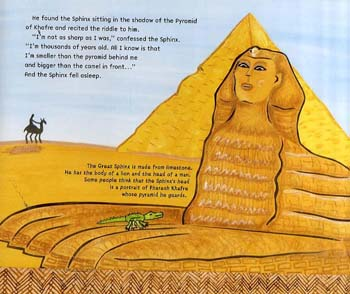 Riddle of the Nile (Hardback)