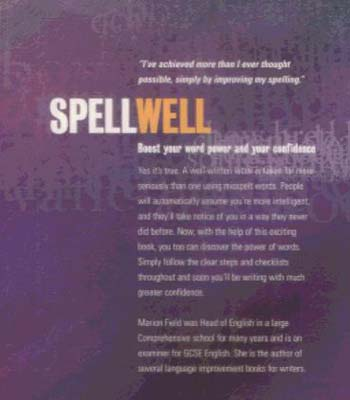 Spell Well, 2nd Edition: Boost Your Word Power and Your Confidence (Paperback)