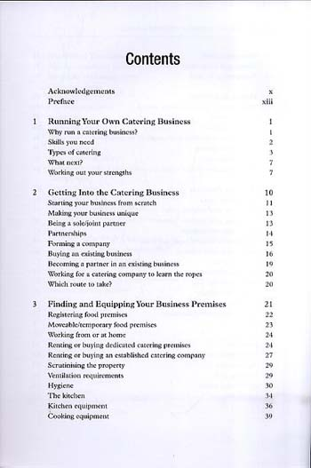 Starting and Running a Catering Business: How to Start and Manage a Successful Enterprise (Paperback)