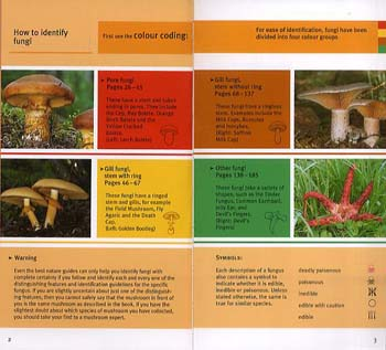 Field Guide to Mushrooms and Other Fungi of Britain and Europe (Paperback)