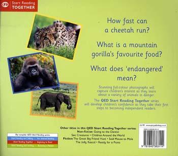 Animals in Danger - Start Reading S. (Paperback)