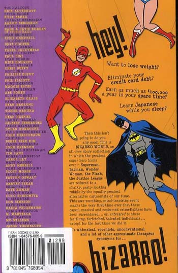 Bizarro World: Bizarro no. 1 (Paperback)