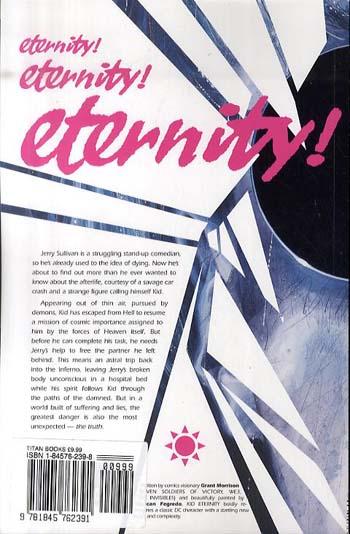 Kid Eternity (Paperback)