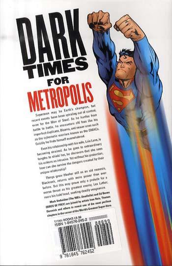 Superman: Journey (Paperback)