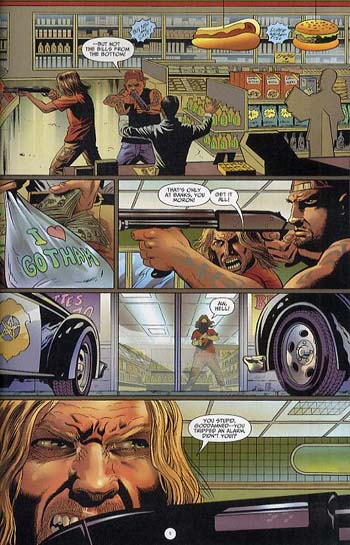 Batman Year One: Ra's Al Ghul (Paperback)