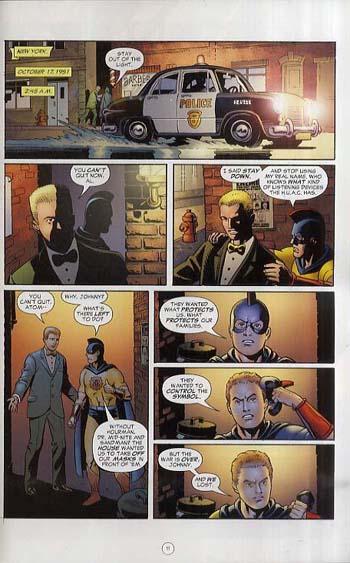 JSA: Black Vengeance (Paperback)