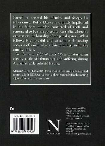 For the Term of His Natural Life: Nonsuch Classics (Paperback)