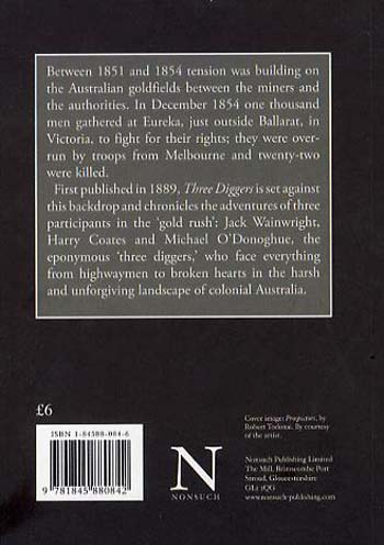 Three Diggers (Paperback)
