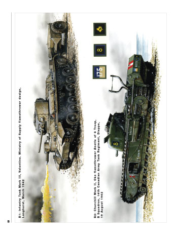 Churchill Crocodile Flamethrower - New Vanguard No. 136 (Paperback)