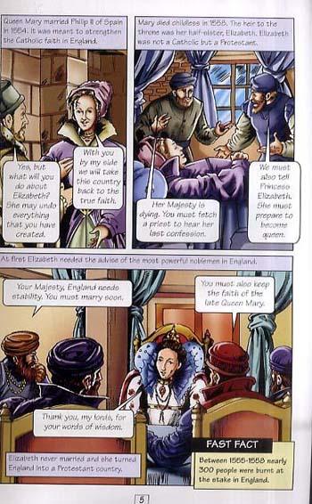 Elizabeth I and The Spanish Armada - Story of... No. 3 (Paperback)