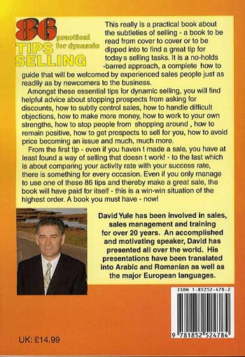 86 Practical Tips for Dynamic Selling (Paperback)