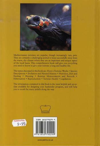 Mediterranean Tortoises (Hardback)