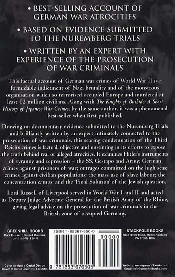 Scourge of the Swastika: A Short History of Nazi War Crimes (Paperback)