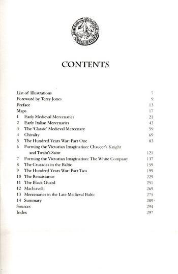 Medieval Mercenaries: The Business of War (Hardback)