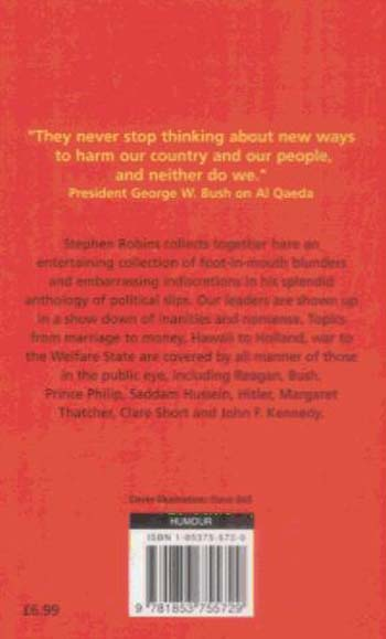 The Ruling Asses: A Little Book of Political Stupidity (Paperback)