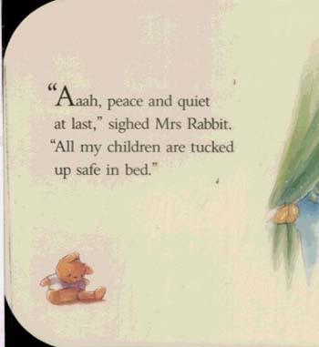 Little Bunny's Bedtime! (Board book)