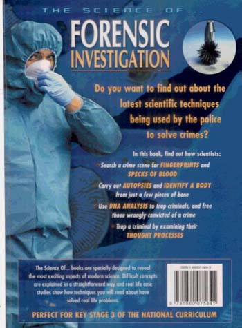 The Science of Forensic Investigation - Science of... S. v. 3 (Paperback)