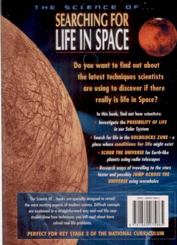 The Science of Searching for Life in Space - Science of... S. v. 2 (Paperback)