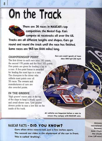 Inside Story: Motor Racing - Inside Story 4 (Paperback)