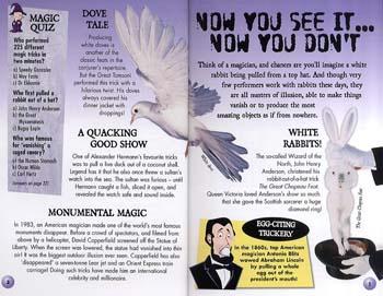 Clever Clogs: Marvellous Magic - Clever Clogs S. No. 3 (Paperback)