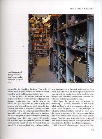 Handbook of Set Design (Paperback)
