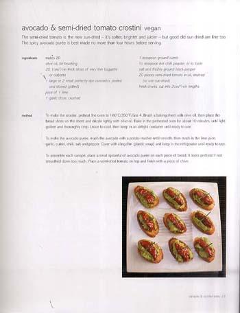 Vegetarian Party Food (Paperback)