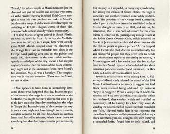 Miami: Classics of Reportage (Paperback)