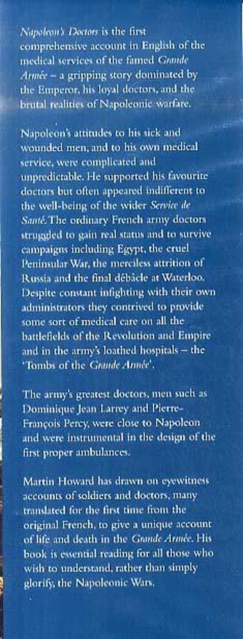 Napoleon's Doctors (Hardback)