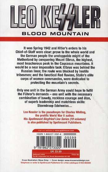 Blood Mountain: Dogs of War Series Volume 5 - Dogs of War Series v. 5 (Paperback)