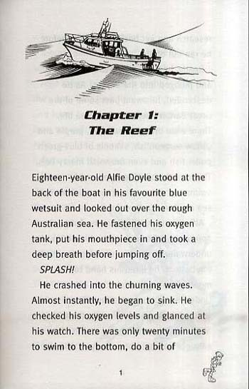 Jack Stalwart: The Search for the Sunken Treasure: Australia: Book 2 - Jack Stalwart (Paperback)