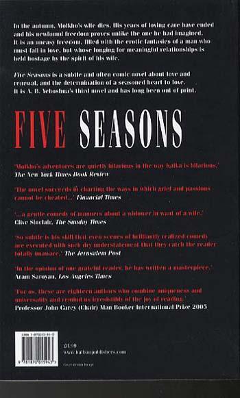 Five Seasons (Paperback)