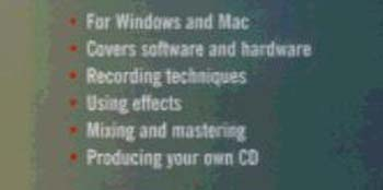 Making Music with Your Computer: Record Your Own Music on CD (Paperback)