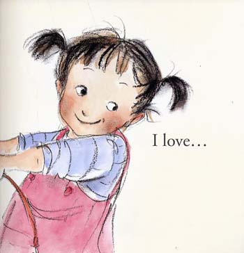 The Way I Love You (Paperback)