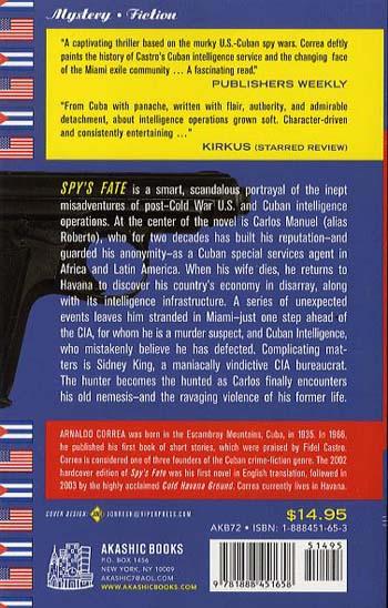 Spy's Fate (Paperback)