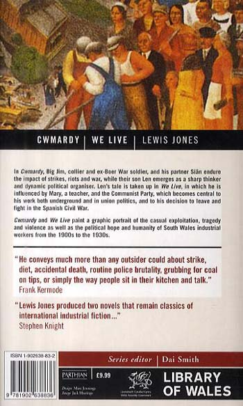 Cwmardy - Library of Wales No. 4 (Paperback)