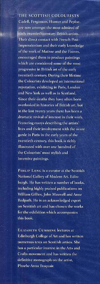 The Scottish Colourists: 1900-1930 (Hardback)