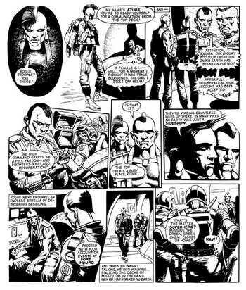 Rogue Trooper: Regene (Paperback)