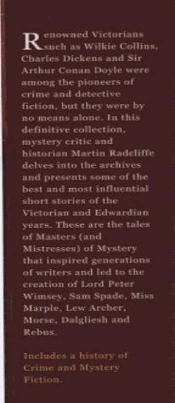 The Masters of Mystery: Vintage Detective, Mystery and Crime Stories (Hardback)
