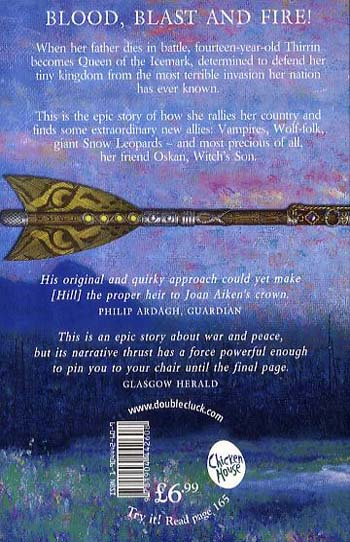The Cry of the Icemark - The Icemark Chronicles 001 (Paperback)