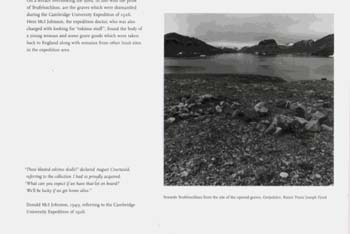 Beyond the Imaginary Gates: Journeys in the Fjord Region of Northeast Greenland (Hardback)
