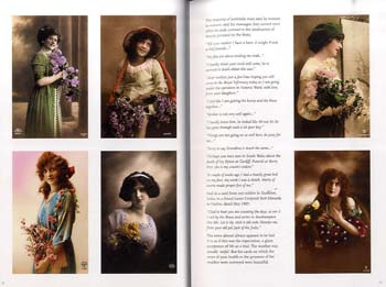 Painted Ladies: Postcards of the Early 20th Century (Hardback)