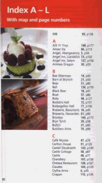 Dining Out in Wales 2005 (Paperback)