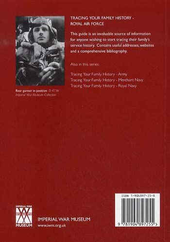 Royal Air Force - Tracing Your Family History S. (Paperback)