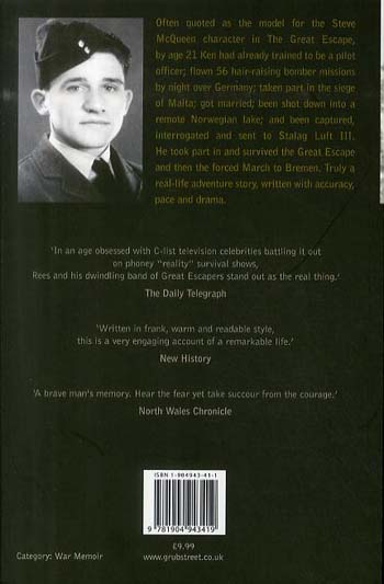 Lie in the Dark and Listen: The Remarkable Exploits of a WWII Bomber Pilot and Great Escaper (Paperback)